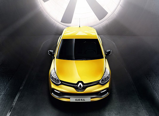Nowe Renault Clio RS