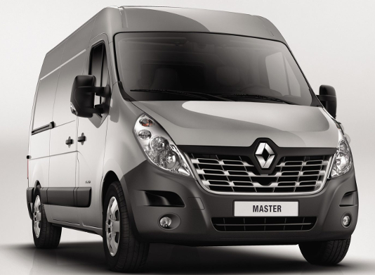 Nowy Renault Master - cena